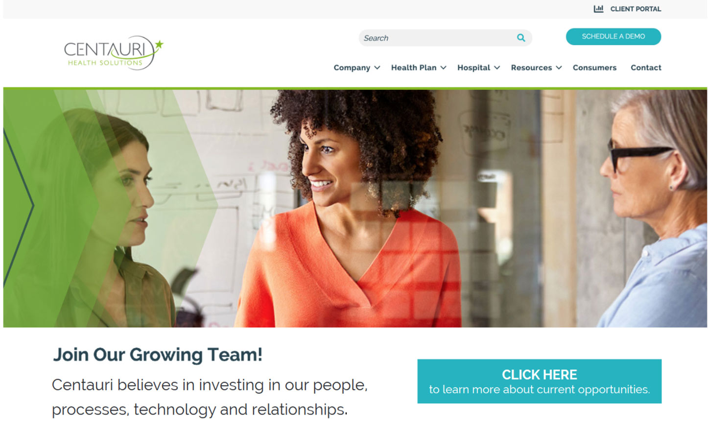 Health Care Provider Web Design